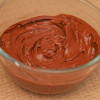 Healthy Chocolate Frosting: 3 ingredients!