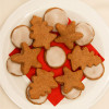Healthy Lebkuchen Christmas Biscuits!