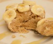 Healthy Banoffee Mug Cake