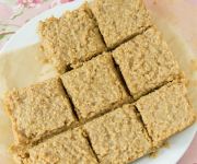 Healthy Oat Flapjacks
