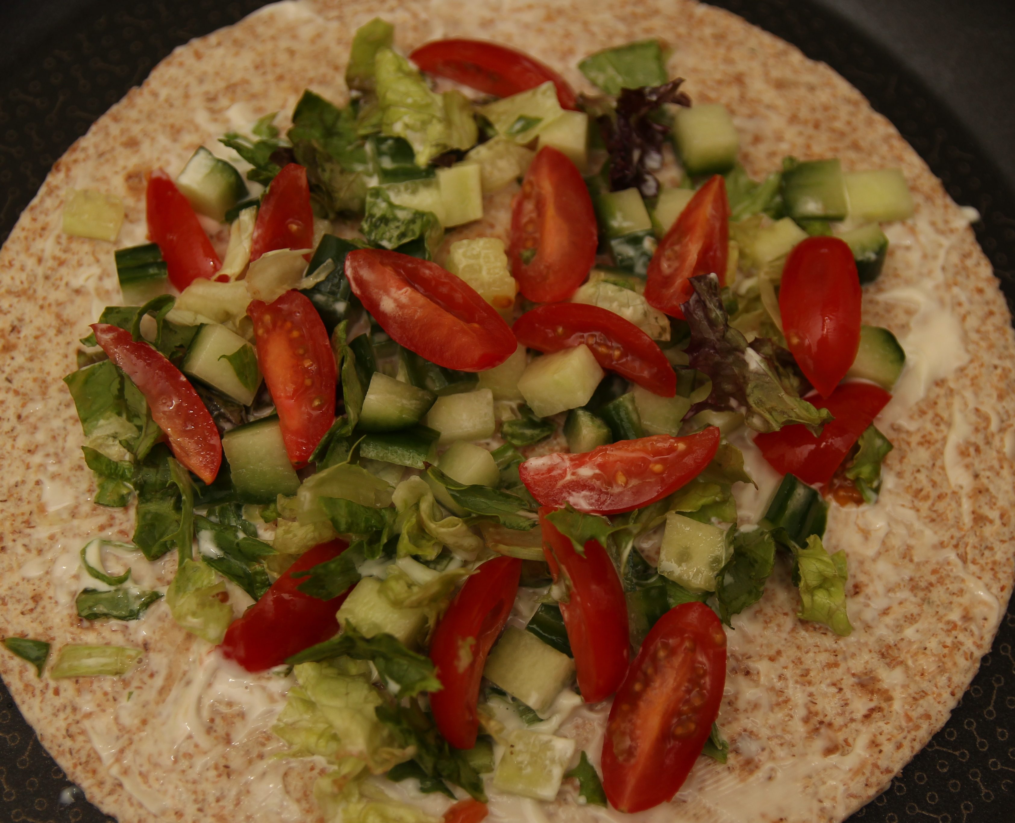 Salad Healthy recipes HealthJoy Avenue