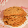 Making: The Best Healthy Chocolate Chip Cookies from Chocolate Covered Katie
