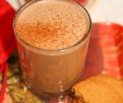 Healthy Cinnamon Milkshake