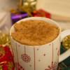Healthy Snickerdoodle Mug Cake