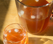 Healthy Iced Tea: Sugar-free!